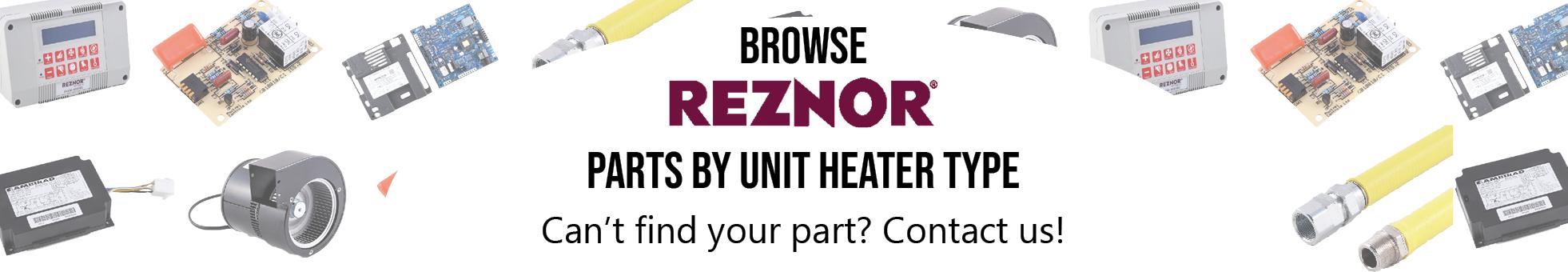 Rezor-unit-heater-spares